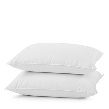 Coyuchi - Organic Medium Feather/Down Pillow, Standard