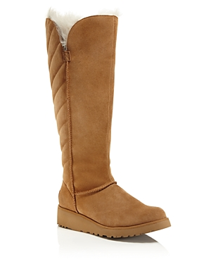 Ugg Rosalind Quilted Tall Boots