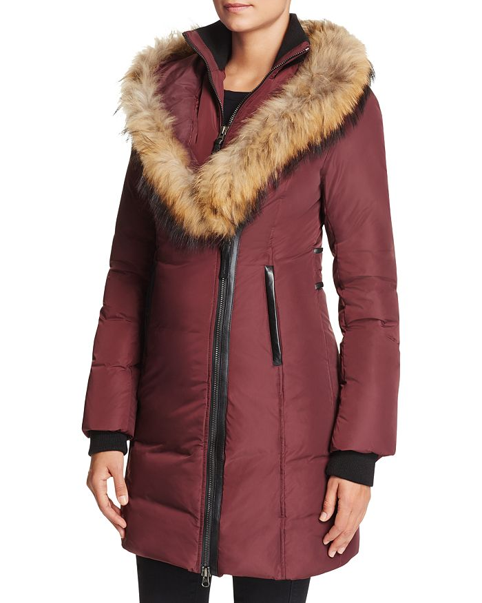 044458f06 Mackage Kay Lavish Fur Trim Down Coat