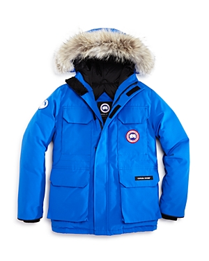 Canada Goose Boys' Pbi Expedition Parka - Little Kid, Big Kid