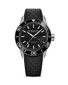 Raymond Weil Freelancer Diver Watch, 42mm - Bloomingdale's_0