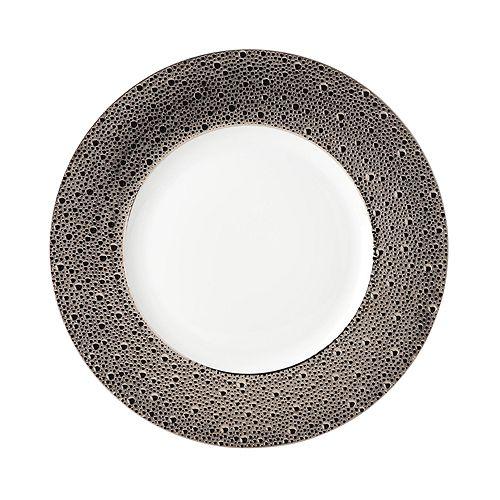 Bernardaud - Ecume Platinum Service Plate