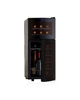 Wine Enthusiast - 21 Bottle Dual Zone