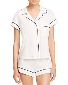 Eberjey Gisele Short PJ Set - Bloomingdale's_0