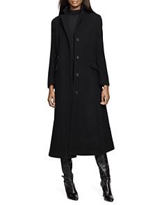 Ralph Lauren - Maxi Reefer Coat
