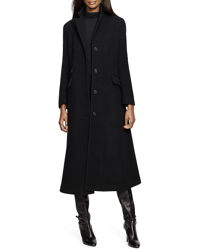 Ralph Lauren - Maxi Reefer Coat