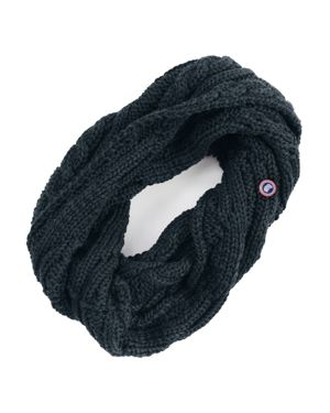 Canada Goose Cable-Knit Loop Scarf