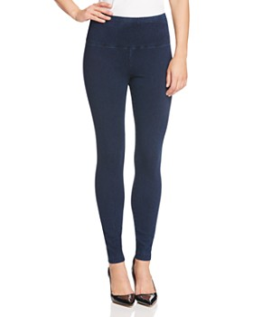 Lyssé - High Waist Denim Leggings