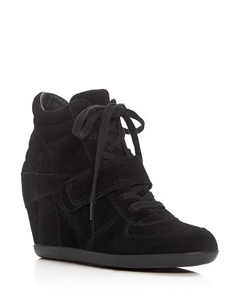 Ash - Women's Bowie Lace Up Wedge Sneakers