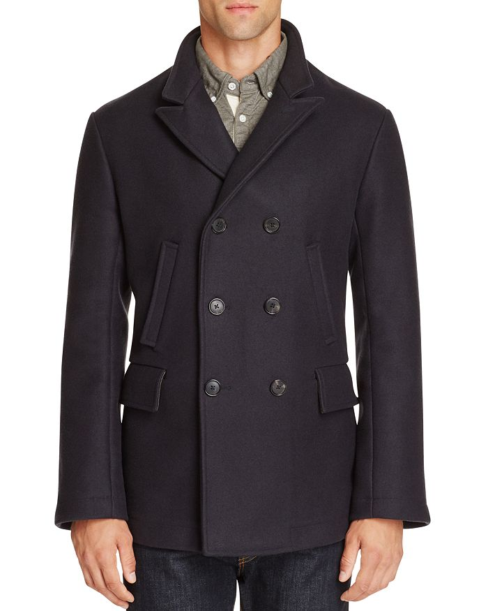 d5a452d9ac9ce Billy Reid - Bond Pea Coat