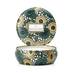 Voluspa Japonica French Cade & Lavender 3 Wick Candle in Decorative Tin - Bloomingdale's Registry_0