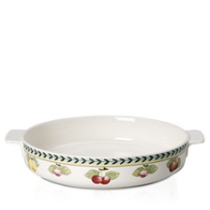 "Villeroy & Boch French Garden Baking Round 11"" Baking Dish - Bloomingdale's_0"
