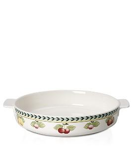 """Villeroy & Boch - French Garden Baking Round 11"""" Baking Dish"""