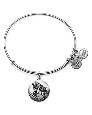 Alex and Ani Sagittarius Expandable Wire Bangle