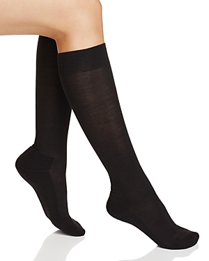 Falke Wool-Blend Knee-High Socks