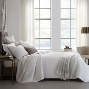 DwellStudio Woodgrain Matelasse Coverlet, King 1775539