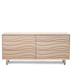 Bloomingdale's Artisan Collection - Wave 6-Drawer Dresser