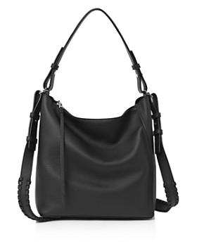 ALLSAINTS - Kita Pebbled Leather Crossbody