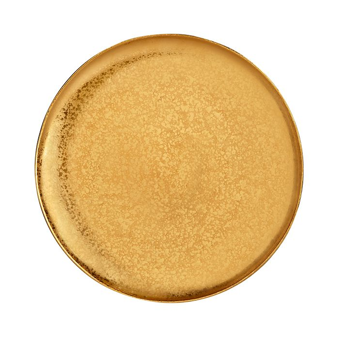 L'Objet - Alchimie Gold and Platinum Charger