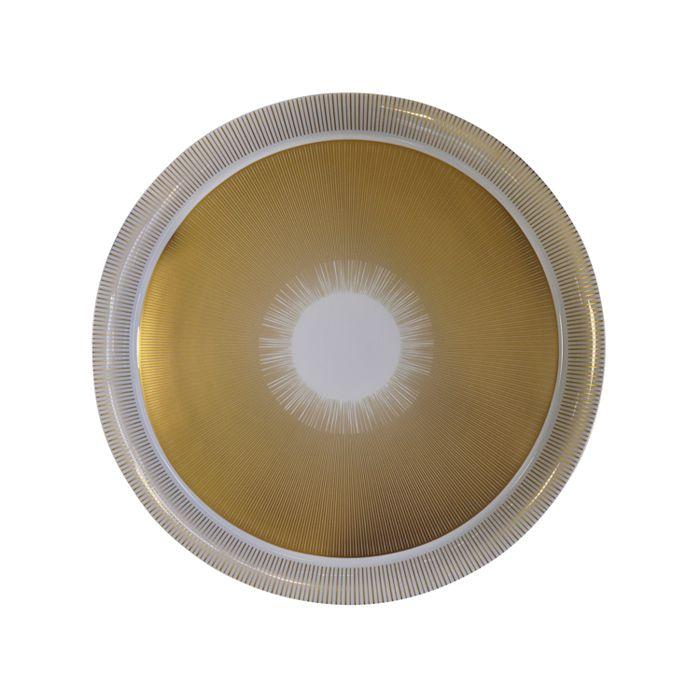 Bernardaud - Sol Flat Round Dish