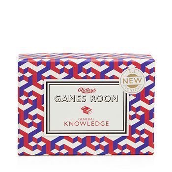 Ridley's Games Room - General Knowledge Games in a Box