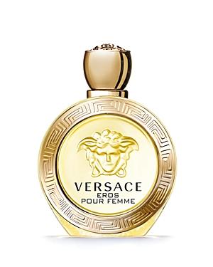 Versace Eros Pour Femme Eau de Toilette 3.4 oz.
