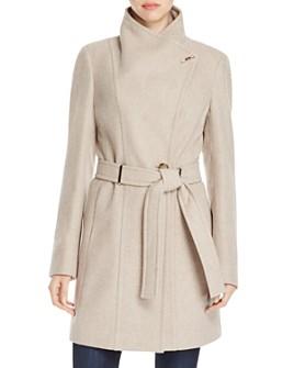 Calvin Klein - Toggle Wrap Coat