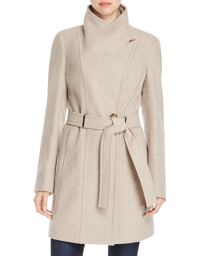 3eb7931470e Calvin Klein - Toggle Wrap Coat