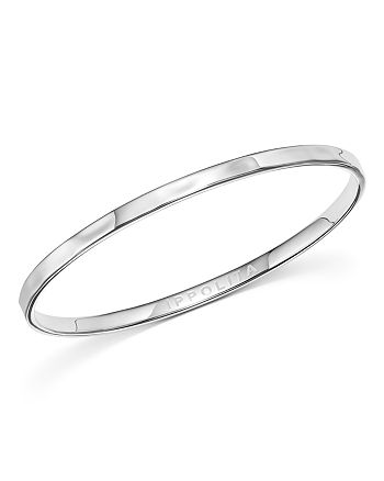 IPPOLITA - Sterling Silver Senso™ Oval Bangle Bracelet