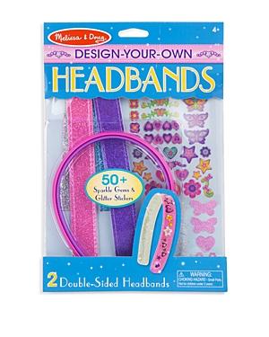 Melissa & Doug Design Your Own Headbands - Ages 4+
