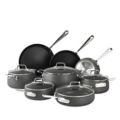 All-Clad Hard Anodized Nonstick 13-Piece Cookware Set - Bloomingdale's Registry_0
