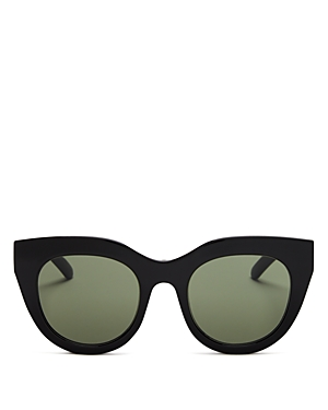 Le Specs Air Heart Cat Eye Sunglasses, 51mm