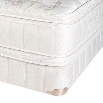 Shifman - Majestic Pillow Top Queen Mattress & Box Spring Set - 100% Exclusive
