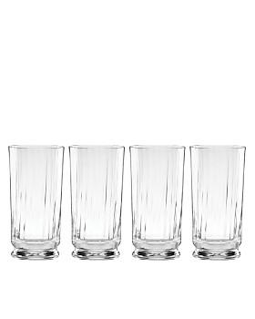 Reed & Barton - Heritage Highball Glass, Set of 4