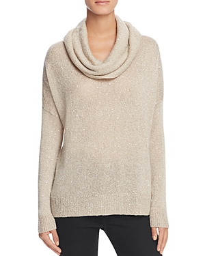 Joie Mildred B Metallic Sequin Sweater - 100% Exclusive