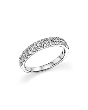 Diamond Band in 14K White Gold, .50 ct. t.w. - 100% Exclusive