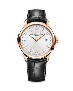 Baume & Mercier Clifton Automatic Watch, 39mm - Bloomingdale's_0