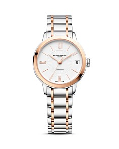 Baume & Mercier Classima Two Tone Automatic Watch, 31mm - Bloomingdale's_0