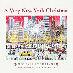Michael Storrings A Very New York Christmas Book - Bloomingdale's_0