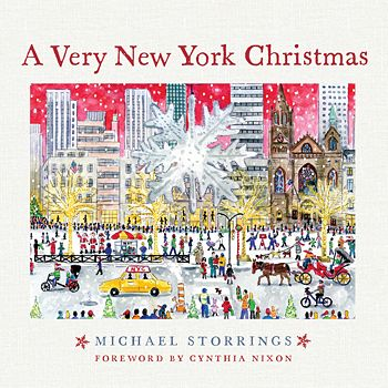 Michael Storrings - A Very New York Christmas