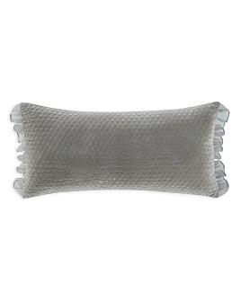 "Waterford - Ansonia Breakfast Pillow, 11"" x 22"""