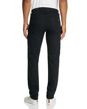 rag & bone - Fit 1 Super Slim Fit Jeans in Black