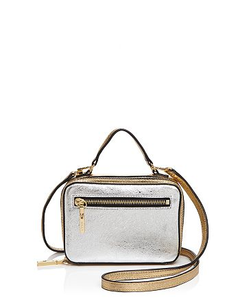 MILLY - Mixed Metallic Mini Satchel