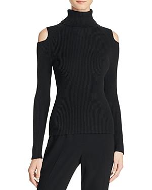Theory Jemliss Cutout Turtleneck Sweater