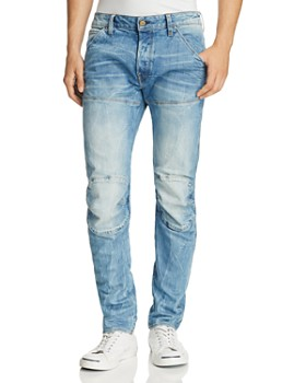 G-STAR RAW - G-STAR RAW 5620 3D New Tapered Fit Jeans in Medium Age