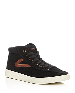 Tretorn Men's Nylite Hightop Sneakers