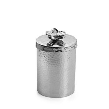 Michael Aram - White Orchid Round Container