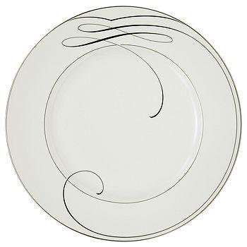 """Waterford - """"Ballet Ribbon"""" Dinner Plate"""