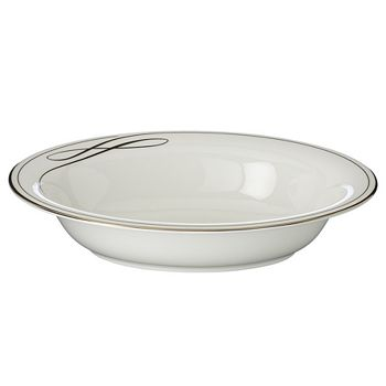 "Waterford - ""Ballet Ribbon"" Open Vegetable Bowl"