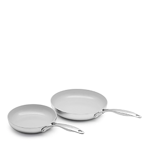 GreenPan Venice Pro 8 and 10 Fry Pan Set